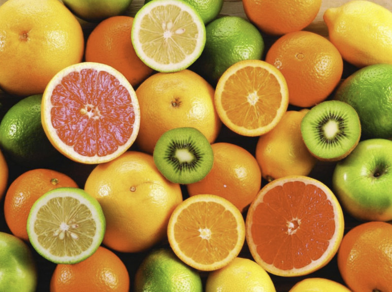Восемь самых полезных фруктов